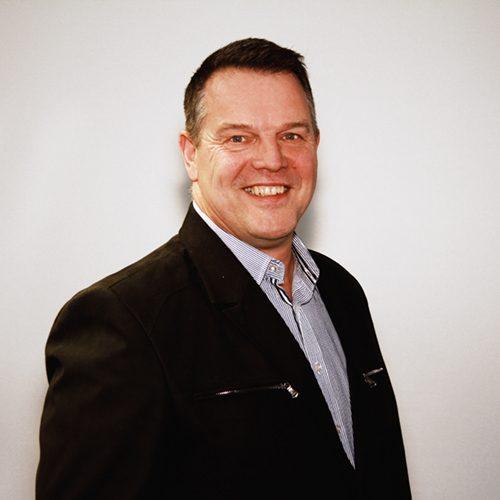 SRV-Mitarbeiter Matthias Brückner