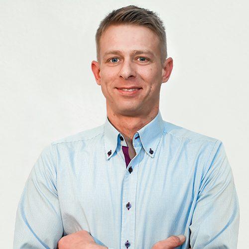 SRV-Mitarbeiter Matthias Pesch (Foto: Anja Kuckartz)