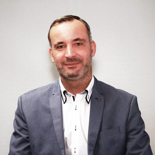SRV-Mitarbeiter Robert Riebisch
