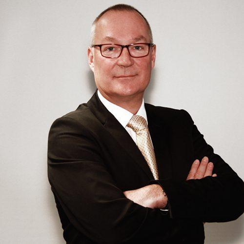 SRV-Chef Sven Riebisch