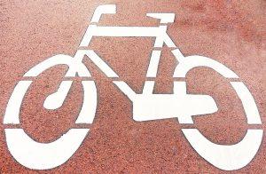 Fahrradschutzstreifen